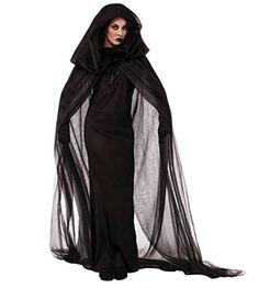 YiJee Adults Ghost Cosplay Dress Witch Costume Halloween ... https://smile.amazon.com/dp/B01L8NUR7S/ref=cm_sw_r_pi_dp_x_25y8xbK2M6WAC