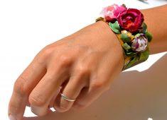 Val de petale - Bratara Buchet Bujori, Unica, Statement, Indraznet, Rafinat, Extravagant Rings For Men, Silver Rings, Jewelry, Men Rings, Jewlery, Bijoux, Schmuck, Jewerly, Jewels