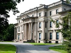 Vanderbilt Mansion: Two miles north of Springwood sits the opulent 1895 Vanderbilt Mansion, the first home in all of Hyde Park to have electricity.