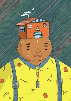 NOBRUllSHIT   PROJETOS PESSOAIS - Bruno Vasconcelos - Nobru - www.nobrullshit.com - illustration - street art - sketchbook