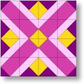 Quilt Blocks of the States - North Carolina
