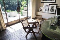 Peek Inside Kourtney Kardashian Home Office Design in California Kourtney Kardashian, Robert Kardashian, Stylish Chairs, Cool Chairs, Teen Star, Celebrity Houses, Home Office Design, Office Designs, Office Ideas