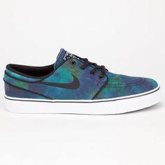 NIKE SB Zoom Stefan Janoski Premium Boys Shoes 252863100 | Sneakers