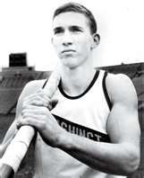 This Day In Olympics History: 1963 - Brian Sternberg set the pole vault record 16 feet, 5 inches.  keepinitrealsports.tumblr.com  keepinitrealsports.wordpress.com