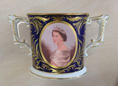 Goviers of Sidmouth Giftware I Commemoratives I Giftware since 1904 Royal Tea, Royal Crown Derby, Crown Jewels, Queen Elizabeth Ii, British History, The Prestige, Royal Families, British Royals, Fountain Pen