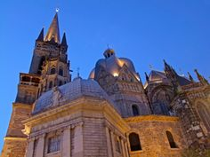Cathedral of Aachen North Rhine-Westphalia