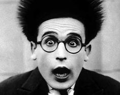 Legendary comedian Harold Lloyd