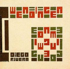 History Dutch Graphic Design | Vilmos Huzar 1929