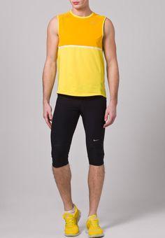 Nike Performance - FILAMENT - Tights - black/black