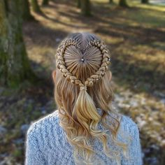 110 Best Bohemian and Wedding Braided Hairstyles That Comb Turn Heads for Fashion Girls – Page 109 – My Beauty Note Brown Hair With Highlights, Hair Color Highlights, Medium Hair Styles, Curly Hair Styles, Natural Hair Styles, Hair Medium, Little Girl Hairstyles, Braided Hairstyles, Little Girl Braids