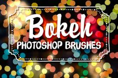 Photo Bokeh Effects Photoshop Brushes Clipart - Bokeh Photography Brushes - Bokeh Art Photography by ClikchicDesign #photoshop #graphic #design by Clikchic Designs