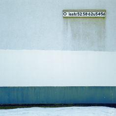 Winter Berlin by Matthias Heiderich, via Behance