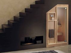 Prestige Saunas offer unique design features for your sauna or steam room.