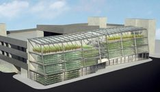 A Vacant Lot In Wyoming Will Become One Of The World's First Vertical Farms