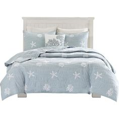 seaside 4 pc coastal coverlet bed set bed sets coastal and condos