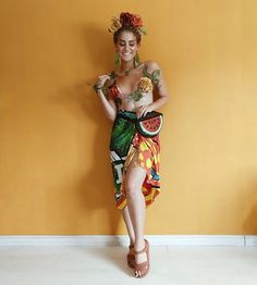 Edm Festival, Boho Festival, Festival Outfits, Carnival Costumes, Disney Costumes, Havana Nights Party, Fantasy Party, Brazil Carnival, Fantasias Halloween