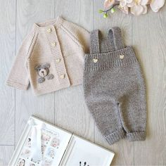 Cute Kids, Cute Babies, Baby Kids, Crochet Baby Clothes, Cute Baby Clothes, Crochet For Boys, Baby Outfits, Little Boys, Baby Knitting