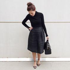 Instagram Style: The Flirty Skirt