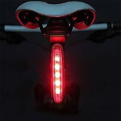 Brand New High Quality LED Bicycle Taillights Mountain Bike Tail Light Safety Warning Bicycle Rear Lamp Bike Accessories