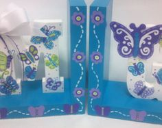 nojo butterfly | ... Bookends - Decorative Bookends- Nojo Beautiful Butterflies