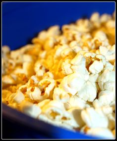 Popcorn- 12 Flavors YOU can Make At Home