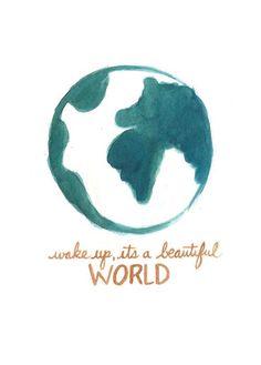 Its A Beautiful World Seetheworld Travel Travelquote