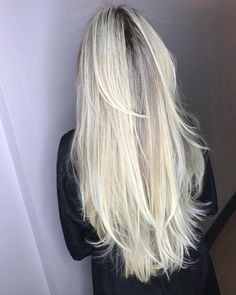 Haircuts for Long Straight Hair Ideas In 2020 50 Timeless Ways to Wear Layered Hair and Beat Hair Boredom Haircuts For Long Hair With Layers, Long Hair Cuts, Choppy Long Layered Haircuts, Wavy Hair, Blonde Hair, New Long Hairstyles, Straight Hairstyles, Layered Hairstyles, Choppy Hairstyles