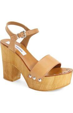cfef94a27d97 Steve Madden  Lavii  Platform Sandal (Women) available at  Nordstrom  Studded Sandals
