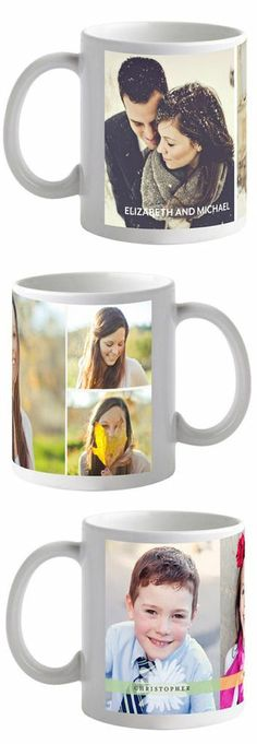 Personalized Photo Mug  ♥