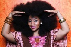Aevin Dugas Shares Her Natural Hair Secrets- World's Largest Afro!   Curly Nikki   Natural Hair Styles and Natural Hair Care