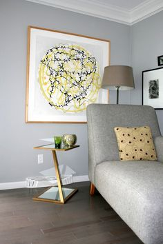 Living Room. From the Living With Kids Home Tour featuring Carla Macklin.