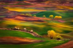 Sunset Glow Palouse (by Chip Phillips)