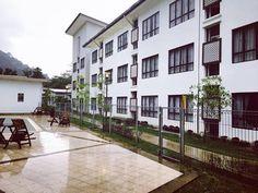 Morning view at Suria Hot Spring Resort Bentong Any enquiries contact us at 09-2210200