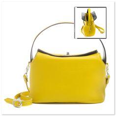 ¿Un almuerzo con los amigos este domingo? ¡Fácil! Un vestido skater estampado multicolor y este #bolso amarillo del modelo Carla. Unos zapatos de tacón de cuero rosa dan un toque chic al instante incluso al look más informal. ¿Te atreves? . . . #ginok #ginokbolsos #ginokbolsodemano #bolsos #complementos #marroquineria #diseñadoenespaña #españa #hechoamano #moda #estilo #modafeminina #modamujer #mujerModerna #hechoenespaña #tendencia #tendencias #madeinspain #handbags #bags #handbag #handmade
