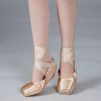 Breaking In Pointe Shoes - How To Break In Pointe Shoes