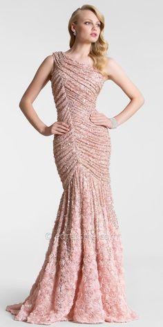 blush_flower_sequin_lace_evening_dresses-