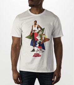 50926001d639 Men s Air Jordan Retro 7 WB Hare Poster T-Shirt