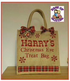 Personalised Glitter Bags made to order 💖 -  find us on facebook @BagsofGlitter2016