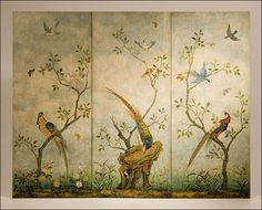 Chinese Screen from Decorative Crafts