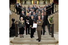 Supporters and signatories of the Armed Forces Community Covenant