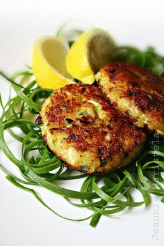 Recipe: Crab Cakes Ingredients 2 tablespoons unsalted butter 2 tablespoons olive oil 3/4 cup small diced red onion (1 small onion) 1 1/2 cups small diced celery (4 stalks) 1/2 cup small diced red b...