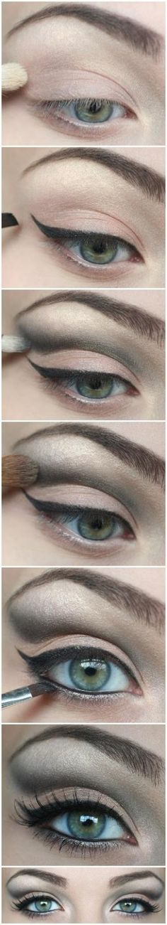 Göz Makyajınız İçin Bir Öneri