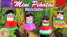 Mini Piñatas Decorativas para Fiestas Patrias // Floritere - #decorativas #fiestas #floritere #Mini #para #patrias #Piñatas Mexican Fiesta Party, Fiesta Theme Party, Diy For Kids, Crafts For Kids, Diy Crafts, Mexico Party, Mexican Party Decorations, Mexican Birthday, Mexican Crafts