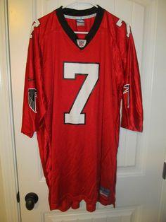6b165a401 Michael Vick - Atlanta Falcons jersey - Reebok Adult 2XL  Reebok   AtlantaFalcons