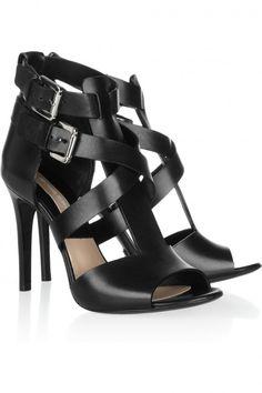 Michael Kors Leather sandals 1