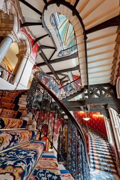 The property developers who brought loft-living to London. Challenging conventions and harnessing the best in forward-thinking new design. London Places, London Hotels, Renaissance Hotel, Asian Garden, Property Development, Grand Staircase, Stairway To Heaven, London Life, London Travel