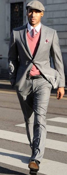 The 5 Basic Suits That You Must Absolutely Own If You Are A Professional Gentleman Mode, Gentleman Style, Mode Masculine, Sharp Dressed Man, Well Dressed Men, Black Dandy, Fashion Mode, Mens Fashion, Fashion Fashion