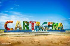 El Letrero está situado en la vía que conduce a Bocagrande, el sector donde están la mayoría de los Hoteles de la Ciudad y donde se encuentran lindas playas publicas para bañarse; Bocagrande se ha convertido en una de las zonas con mayor desarrollo inmobiliario de la ciudad de Cartagena, donde se han construido muchos rascacielos.Está atravesada por la Avenida Santander y está subdividido por Gran Bocagrande, Plaza Bocagrande, Castillogrande, El Lagüito y Sucre Bocagrande  Es un lugar… Andes Mountains, Artistic Installation, Tropical Forest, Need A Vacation, 16th Century, Prehistoric, Pin Collection, Old Town, South America