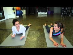 Five Minute Ab Workout with Pilates