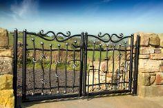 76 Best Beautiful Driveway Gate Designs Images Gate